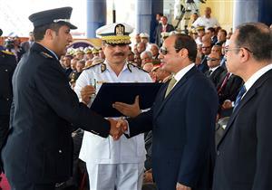 تحية السيسي للشهداء على رأس اهتمامات صحف القاهرة