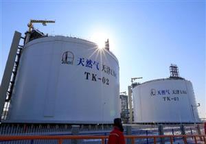 الوكالة الدولية للطاقة: الصين قد تصبح أكبر مستورد للغاز الطبيعي عام 2019