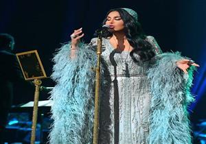أحلام تروج لحفلها الغنائي بمهرجان جرش بالأردن