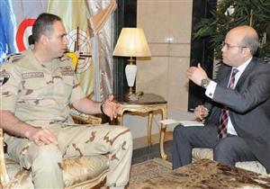 """المتحدث العسكري في حوار لـ""""الأهرام العربي"""": دمرنا البنية التحتية للإرهاب"""