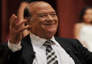 """""""القاهرة السينمائي"""" يمنح حسن حسني جائزة """"فاتن حمامة التقديرية"""""""