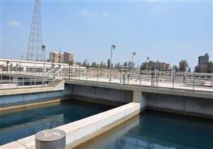 """""""مياه الشرب بالمنيا"""" تنفي اختلاط المياه بالصرف الصحي"""