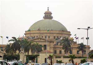 مدير أمن الجيزة يتفقد خدمات تأمين مؤتمر الشباب بجامعة القاهرة