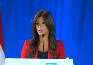 إيمان الحصري: مؤتمر الشباب بجامعة القاهرة هو الأول بعد تنصيب السيسي