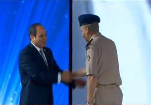 ماذا قال السيسي عن ترقية وزير الدفاع إلى رتبة فريق أول؟