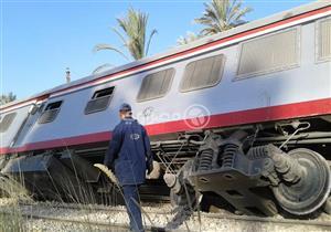 النائب العام يأمر بمعاينة موقع حادث قطار أسوان.. والاستماع للمصابين