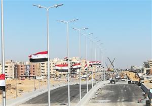 المرور: إغلاق بشارع جمال عبد الناصر بالقطامية للقادم من التجمع الخامس