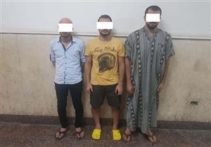 القبض على موظف وشقيقه ومحاسب لقيامهم باختطاف عامل في عين شمس