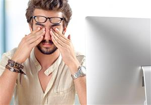 إفرازات العين تشير لمشكلة في هذه الحالة