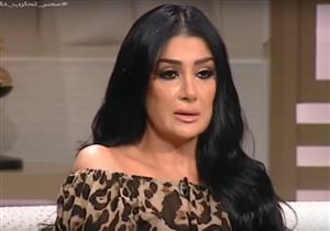 غادة عبد الرازق تبكي على الهواء -فيديو