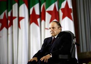 حزبا السلطة في الجزائر يناشدان الرئيس بوتفليقة الترشح لولاية خامسة