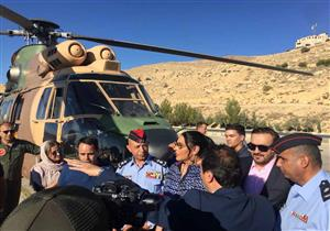 الجيش الأردني يعلق على نقل أحلام إلى البتراء بمروحية عسكرية