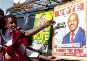 مرشح المعارضة بزيمبابوي يؤكد فوزه في الانتخابات الرئاسية