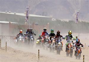 """30 صورة ترصد أحداث الجولة الأولى لسباق الـ250 CC ببطولة الجونة لـ""""الموتوكروس"""""""