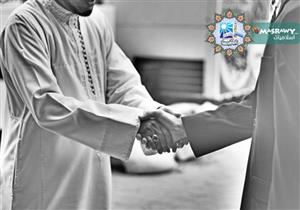 حكم مصافحة المصلين بعضهم لبعض عقب انتهاء التسليم في الصلاة