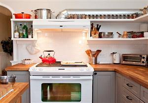 7 حيل مختلفة لتنظيف مطبخك بسهولة وفي أسرع وقت