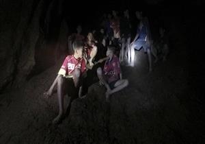 """""""الأولاد الأقوياء أولًا""""..تفاصيل اليوم الثاني من عملية إنقاذ أطفال الكهف"""