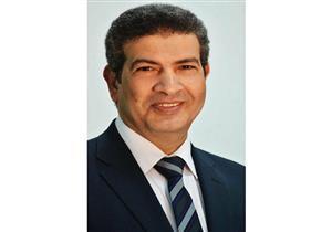 """""""محمد جلال"""" قائما بأعمال رئيس جامعة المنيا"""