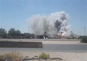 انفجار في مخزن أسلحة في مدينة كربلاء العراقية