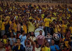 توافد جماهير الإسماعيلي لحضور مباراة الكويت بإستاد الإسماعيلية