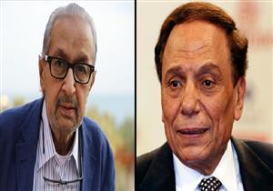 طارق الشناوي: الزعيم سبب دخول نور الشريف مجال السينما - فيديو