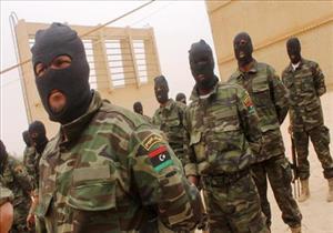 مقتل 14 إرهابيًا في كمين أمني شرق ليبيا