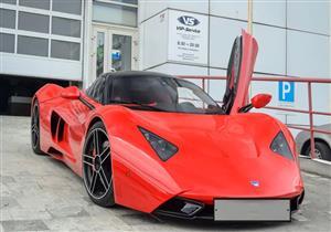 """بالفيديو.. سيارة """"Marussia"""" شبيهة لامبورجيني تباع بـ2.6 مليون جنيه"""