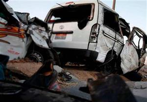 الداخلية تكشف تفاصيل حادث تصادم سيارات الدائري