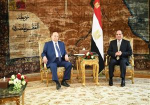 الرئيس اليمني يبعث برقية شكر للرئيس السيسي