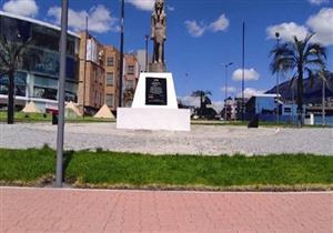 """الأول في أمريكا اللاتينية.. افتتاح """"ميدان مصر"""" في الإكوادور"""