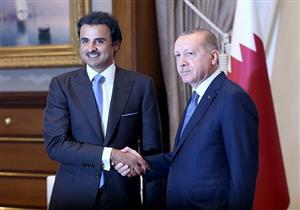 أردوغان يشكر قطر على دعمها لاقتصاد تركيا بـ15 مليار دولار