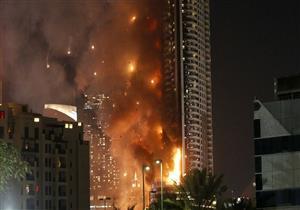 إصابة 9 أشخاص بينهم طفل في حريق بإحدى فنادق باريس