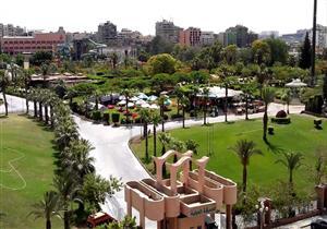 """رئيس """"الحدائق المتخصصة"""": رفع كفاءة الحديقة الدولية استعدادا لعيد الأضحى"""