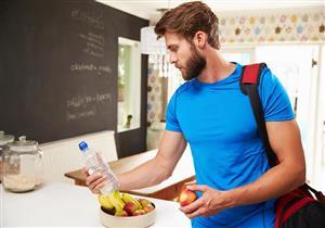أيهما الأفضل.. تناول الطعام قبل أم بعد ممارسة الرياضة؟