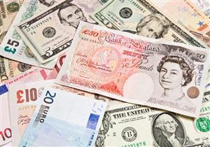 اليورو يرتفع و5 عملات تستقر أمام الجنيه في تعاملات الخميس