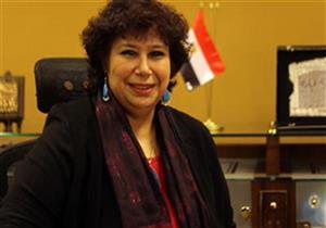 """وزيرة الثقافة لـ""""مصراوي"""": هاني شاكر غاب عن اجتماع لجنة المهرجانات لهذا السبب"""