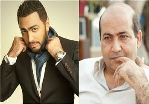 """طارق الشناوي لـ""""مصراوي"""": تامر حسني أعاد السينما الغنائية ومحمد رمضان يقلده"""