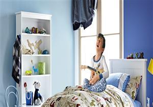 هكذا تؤثر ألوان غرف الأطفال على شخصيتهم