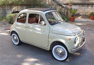 """""""فيات """" تطرح نسخًا خاصة من سيارتها الصغيرة """"500"""" بأسواق الشرق الأوسط - صور"""