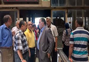 """رئيس """"السكك الحديدية"""": نجحنا في الحد من السوق السوداء- صور"""