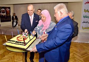 من القاهرة.. الحزب الديمقراطي الكردستاني العراقي يحتفل بذكرى تأسيسه الـ72