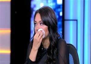 راندا البحيري تبكي على الهواء بسبب مشهد مع عبلة كامل - فيديو