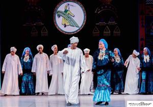 """فرقة توشكى للفنون التلقائية تمثل مصر في """"NOMAD"""""""
