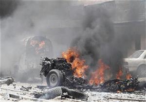 قتلى وجرحى في انفجار يستهدف مقر فصيل سوري معارض في ادلب