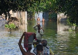 ارتفاع حصيلة قتلى فيضانات الهند إلى 350 شخصا