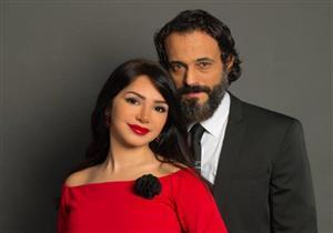 """بالصور.. يوسف الشريف وزوجته يحتفلان بعيد ميلاد ابنتهما""""جانا"""""""