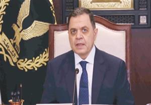 ممدوح أبوزيد مديرا لمباحث شمال سيناء