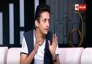 """أحمد الأمير: """"الغناء أمام السيسي كان حلمًا.. ونفسي أغني مع الهضبة"""""""