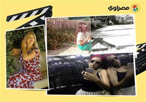 """""""بطيخ"""" ماريتا الحلاني و""""سيلفي"""" عائشة بن أحمد.. 10 لقطات لنجوم الفن في 24 ساعة"""