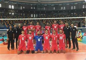 مصر تسقط أمام البرازيل في بطولة العالم للطائرة
